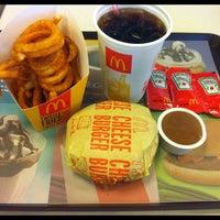 Photo taken at McDonald's by Jomz AJ G. on 8/4/2012