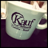 Photo taken at Kauf Café by Daniela S. on 4/7/2012