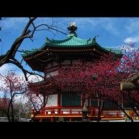 Foto scattata a 不忍池弁天堂 da HAL9000c il 3/25/2012