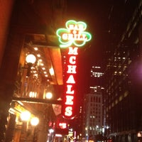 Photo taken at McHale's Bar & Grill by Barbara W. on 7/25/2012