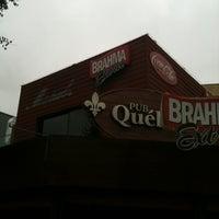 Photo taken at Pub Québec by Jorge B. on 4/25/2012