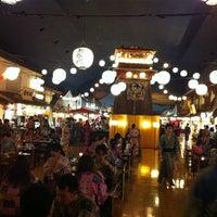 Снимок сделан в Oedo Onsen Monogatari пользователем Desmond S. 6/9/2012