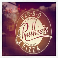 Photo taken at Ruthie's Bar-B-Q & Pizza by Anthony S. on 4/18/2012