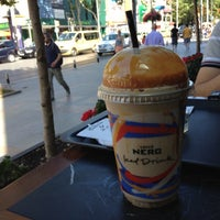 Photo taken at Caffè Nero by Barış S. on 7/18/2012