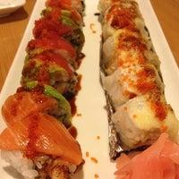 Photo taken at Miyabi Japanese Restaurant by Tina C. on 8/17/2012