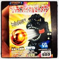 Photo taken at Toy Tokyo by Matt H. on 7/4/2012