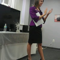Photo taken at Mary Kay Office by Lena S. on 6/13/2012