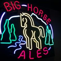 Photo taken at Big Horse Brew Pub by missy s. on 9/2/2012