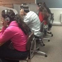 Photo taken at Programa de Idiomas Utalca by Pablo A. on 5/10/2012