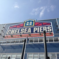 Photo taken at Chelsea Piers by Janet W. on 5/26/2012