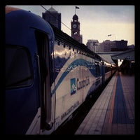Photo taken at Central Station (Platforms 4 & 5) by Rory on 6/21/2012