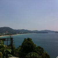Photo taken at Secret Cliff Resort And Restaurant Phuket by Yvon N. on 2/22/2012