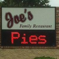 Photo taken at Joe's Family Restautant by Barbara K. on 4/14/2012