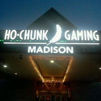 Photo taken at Ho-Chunk Gaming, Madison by Bill H. on 6/13/2012