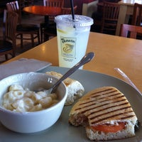 Photo taken at Panera Bread by Tiffany J. on 5/5/2012