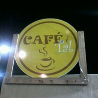 Photo taken at Café i Tal by Viernanryck L. on 4/10/2012