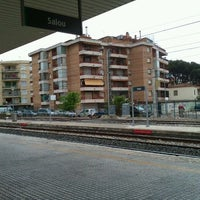 Photo taken at RENFE Salou by Suse R. on 5/5/2012