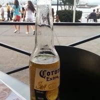 Photo taken at Alberto's Café by Anthony C. on 8/25/2012