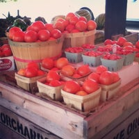Photo taken at Blake's Big Apple Orchard by Alyssa G. on 8/18/2012