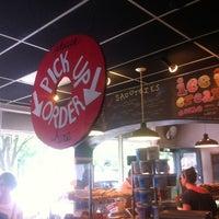 Photo taken at Collegetown Bagels by Jafar S. on 5/26/2012