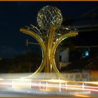Photo taken at Zero Point of Manado by Manado on 3/19/2012
