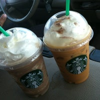 Photo taken at Starbucks by Yvette V. on 9/13/2012