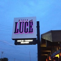Photo taken at Pizza Lucé by Rahul S. on 6/16/2012