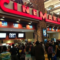 Photo taken at Cinemark by Marco M. on 6/24/2012