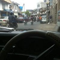 Photo taken at Pasar ACC Ampenan by husni s. on 8/25/2012