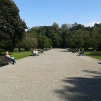 Photo taken at Iveagh Gardens by Keith M. on 8/8/2012