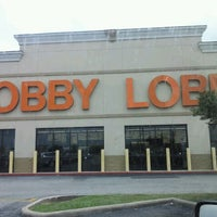 Photo taken at Hobby Lobby by King T. on 5/5/2012
