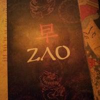 Photo taken at Zao Oriental Cuisine by Juan R. on 8/18/2012