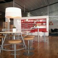 Photo taken at SAS Business Lounge by Jeremy C. on 2/10/2012