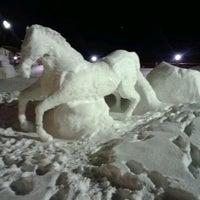 Photo taken at Polat Erzurum Resort Hotel by HlmClb on 2/24/2012