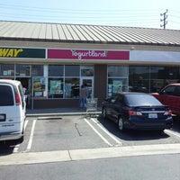 Photo taken at Yogurtland by Caroline on 8/23/2012