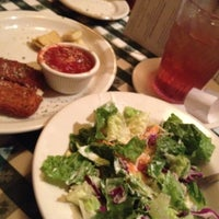 Photo taken at Carino's Italian Restaurant by Shelly M. on 8/18/2012