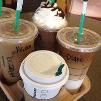 Photo taken at Starbucks by Matt on 6/25/2012