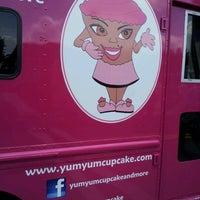 Photo taken at Yum Yum Cupcake by Casey on 6/8/2012