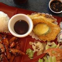 Photo taken at Wa Sushi by Kat F. on 6/22/2012
