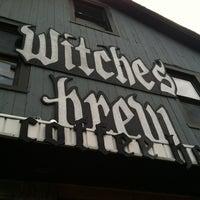 Photo taken at The Witches Brew by Yukari on 8/15/2012