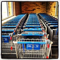 Photo taken at Aldi by Dave W. on 5/2/2012
