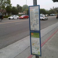 Photo taken at Big Blue Bus Stop #1281 by Peter K. on 4/21/2012