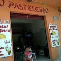Photo taken at O Pasteleiro by William J. on 2/3/2012