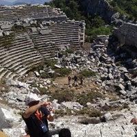 6/13/2012 tarihinde FeROziyaretçi tarafından Termessos'de çekilen fotoğraf