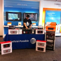 Photo taken at AT&T by Nicholas B. on 9/4/2012