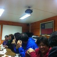 Photo taken at Sala De Concejo Municipal Talcahuano by Gaston S. on 6/1/2012