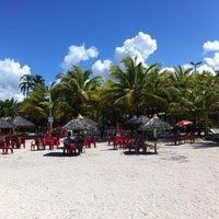 Foto tirada no(a) Praia de Paripueira por Juan D. em 5/31/2012
