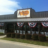 Photo taken at Cracker Barrel Old Country Store by Chris H. on 6/29/2012