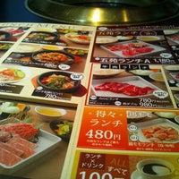 Photo taken at 焼肉 五苑 宮の森店 by TAKUYA y. on 3/28/2012