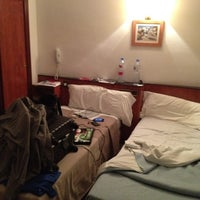 Photo taken at Hotel Call by Juha R. on 2/29/2012